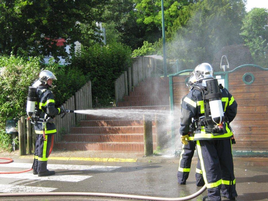 SAPEURS POMPIERS  : ma passion malgré que je ne suis pas pompiers