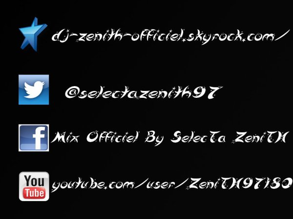 The RNB Starfloor mix  / The RNB Starfloor mix by Selecta ZeniTH (2014)