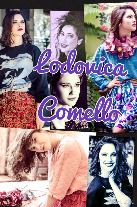 Voici le montage pour LodovicaEstrella