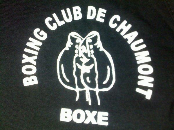 mon club de boxe