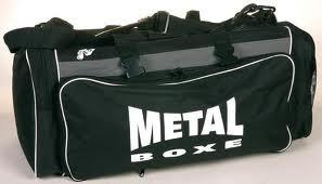 sac de sport metal boxe