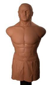 mannequin de boxe
