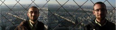 Visite à Paris.