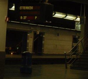Revus à Etterbeek.