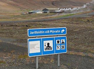 Jarðböðin il y a un an.