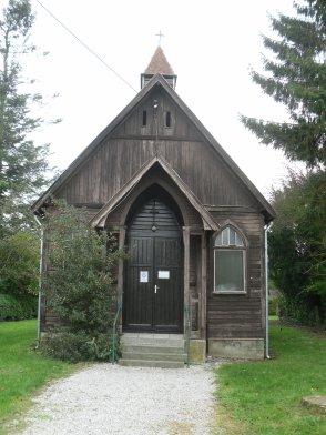 Chapelle du Try d'Haies à Loverval.