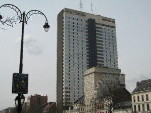 Grève Hilton.