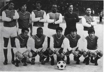 """L'histoire des grands Gardiens de buts Algériens : Abdelkrim LARIBI dit """"KRIMO"""""""