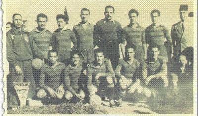 L'histoire des grands gardiens de but Algériens: ABTOUCHE Mansour