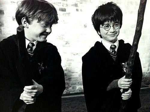 Ça ne fait pas grand bien de s'installer dans les rêves en oubliant de vivre. Dumbledore