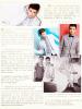 • • Découvrez le photoshoot et une partie de l'interview de Julian pour le célèbre site JustJared.