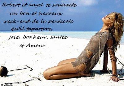 CECI EST UN CADEAU DE MES AMIS ROBERT ET ANGEL