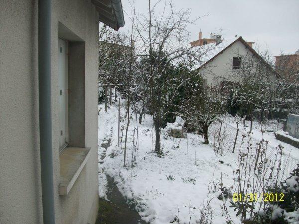 Limoges sous la neige !