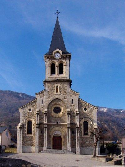 Eglise de St Pierre d'Albigny