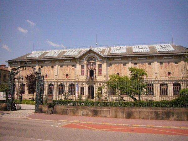 Ci-dessous photo du Musée Adrien Dubouché de Limoges