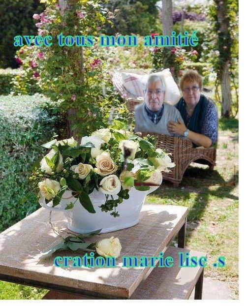 Nouveau cadeau de mon amie Mybella grand merci à toi mon amie pour toute ton affection
