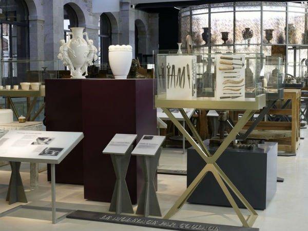 ci-dessous photos du musée Adrien Dubouché à Limoges où sont exposés de sublimes porcelaines
