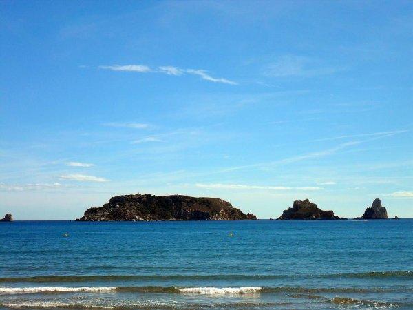 Bonjour à vous toutes. Ci-dessous photos de l'Estartit en Costa Brava où j'ai effectué un petit séjour