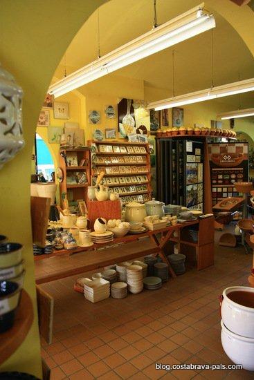 Photos de la magnifique céramique de Bistral Costa Brava