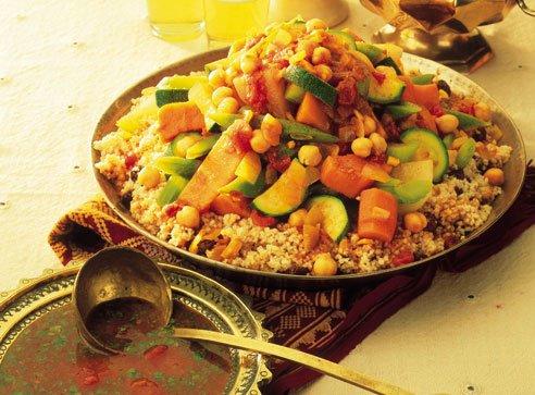 repas couscous