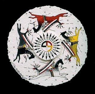 Animal Totem. Le Cheval