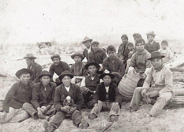 Chinook, Tsinuk