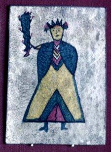 L'origine des Cartes Apache Jouer Rawhide