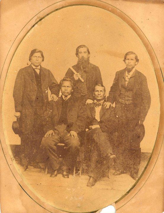 Choctaw, Chatas