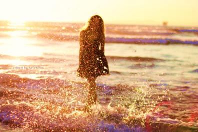 Mon avenir ? Mais l'avenir d'une femme comme son présent, c'est d'aimer et d'être aimée.