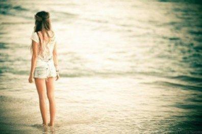 Il y a le bonheur d'avant, et celui de maintenant. C'est dur sans toi, le présent.