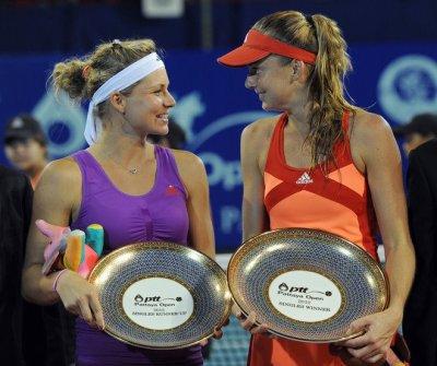 WTA Pattaya 2012