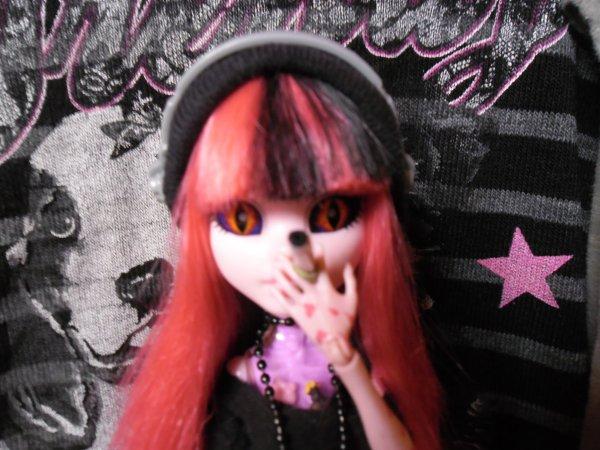Rosa Heart en Gothique