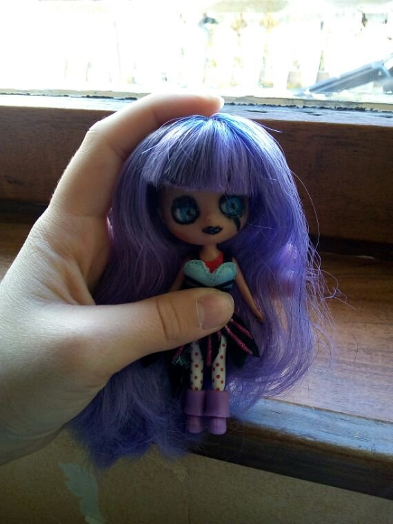 Customs de ma 1er blythe LPS