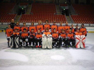Das Mannschaftsbild 2009-2010