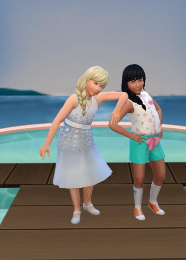 Elsa à bien grandit