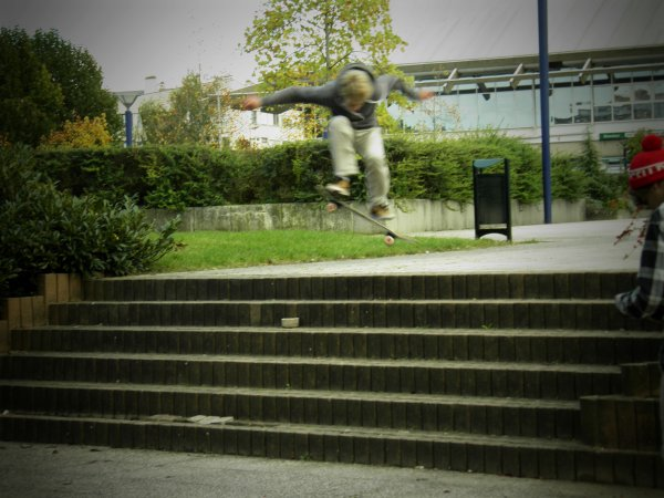nollie pop