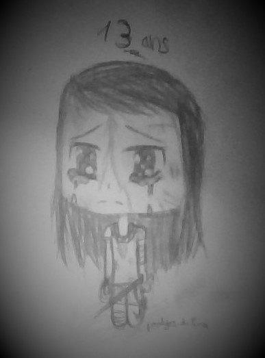 Lina ( 13 ans )