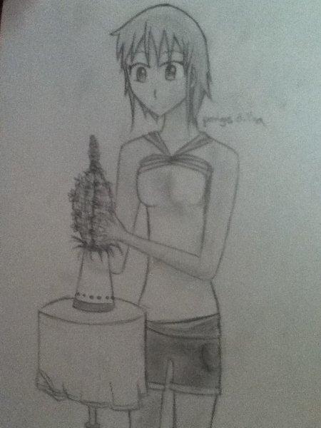 un bot de fleur