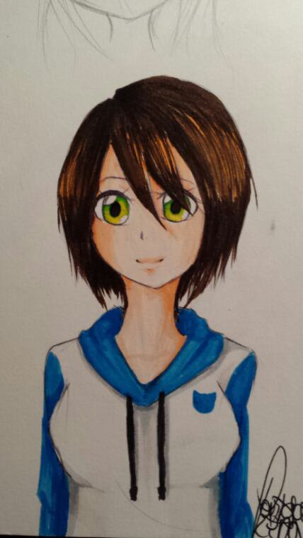Test, personnage inconnu