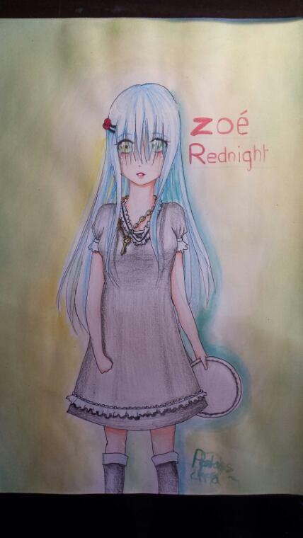 Zoé Rednight