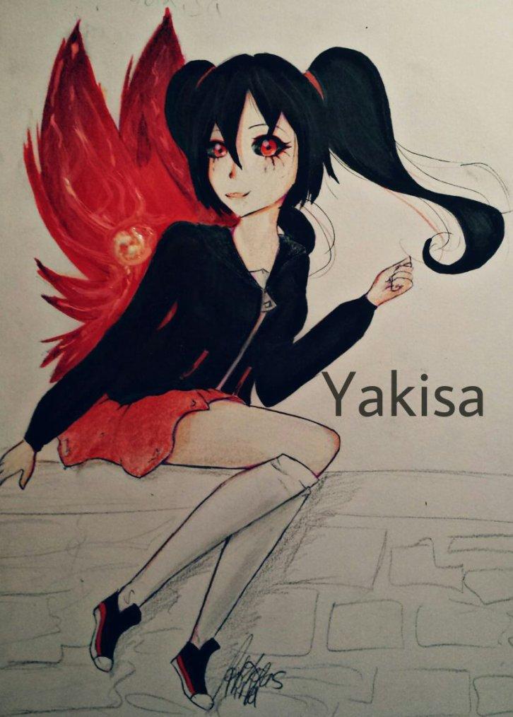Fan'art: Yakisa