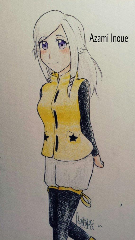 Fan'art : Azami Inoue
