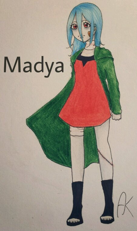 Présentations d'Oc's : Madya