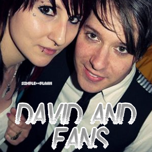 David and Fans