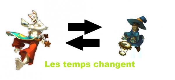 Avancement et Changement
