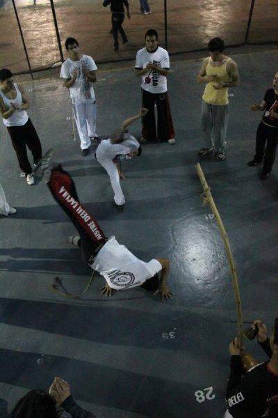 Capoeira Aboliçao