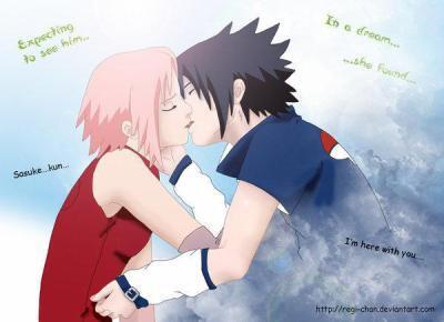 mon couple préféré SasuSaku *w*