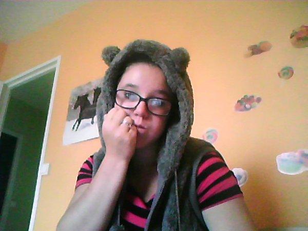 je suis un petit n'ours :3