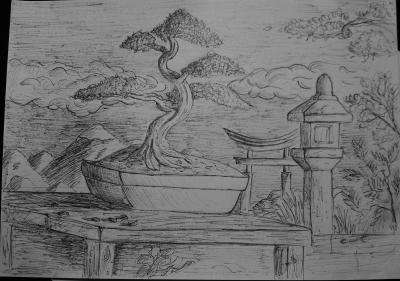 Jardin Japonais Artistik