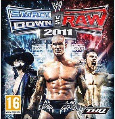 Smackdown vs Raw 2011.